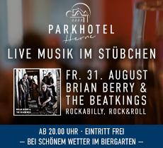 Parkhotel Live Musik 201808