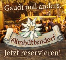 Almhüttendorf 2019