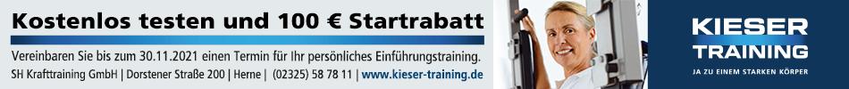 Kieser Training 0921