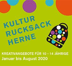 Kulturrucksack 2020