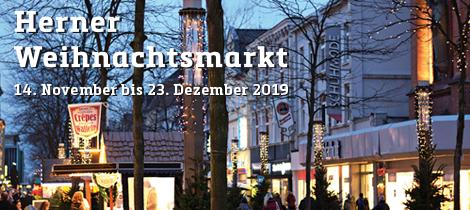 Weihnachtsmarkt Herne 2019