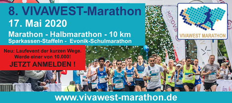 VIVAWEST Marathon 2020