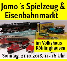 Jomos im Volskhaus 2018