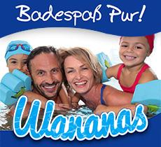 Wananas Badespaß Pur