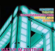 Konzerte und Theater 202109