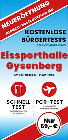 Testzentrum Gysenberg AR