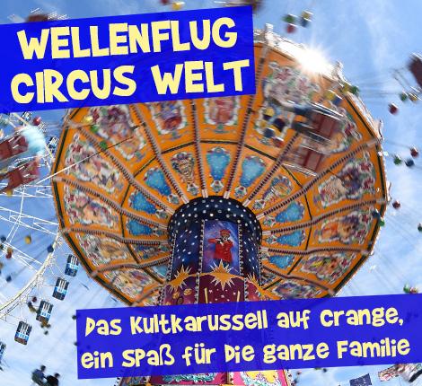 Wellenflug Circuswelt