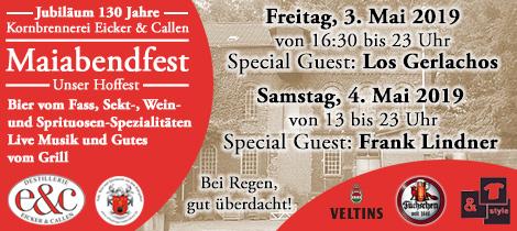 Hoffest Eicker und Callen 2019 s