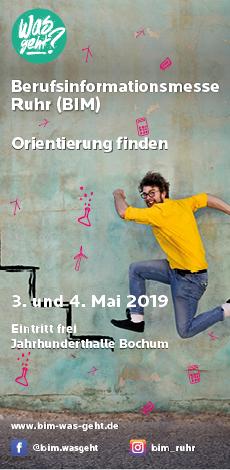 BIM Berufsinformationsmesse Ruhr 2019