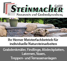Steinmacher Grabmale 2021