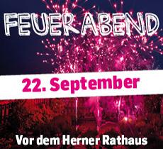 Feuerabend 22. September