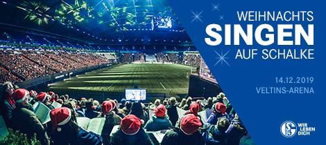Singen auf Schalke 2019