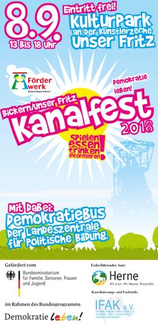 Kanalfest 2018