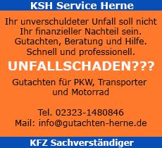 KSH Service Herne 2021
