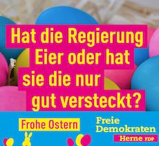 FDP Ostergrüße 2019