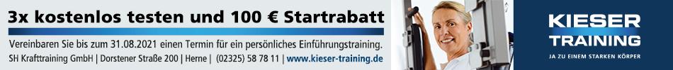 Kieser Training 0821