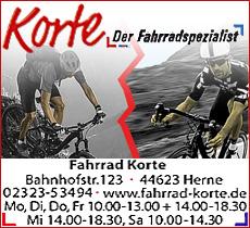 Fahrrad Korte