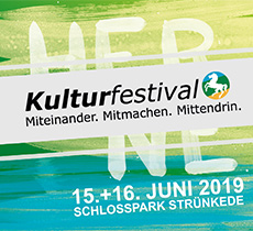 Kulturfestival 2019