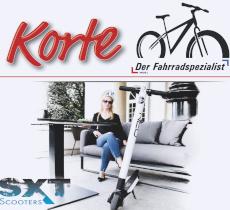 Fahrrad Korte 2019