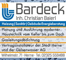 Bardeck Sanitär