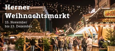 Weihnachtsmarkt herne 2018