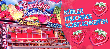 Fruchtige Köstlichkeiten Kübler
