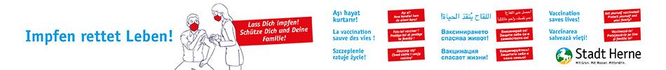 Impfen in Herne