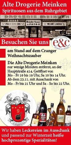 Alte Drogerie - Weihnachtszauber