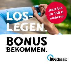 IKK Classic Bonus 2020