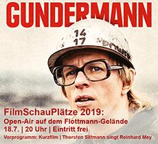 Filmschauplätze - Gundermann