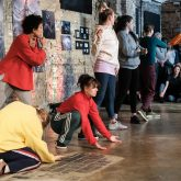 HipYo! - Das urbane Jugendfestival feierte seinen Abschluss im Alten Wartesaal.