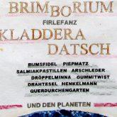 Die Wörter, die der Wanner Künstler Jörg Lippmeyer gerettet hat.