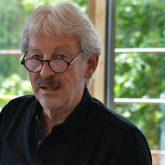 Pressekonferenz im fast neuen Parkhotel: Architekt Jens Blome.