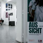 """Eröffnung der Ausstellung """"AUS SICHT"""" von Studierenden der FH Dortmund. Ort: Heimatmuseum Unsr-Fritz."""
