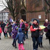 One Billion Rising auf dem Europaplatz
