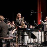 Das Bundes-Jugend-Jazz-Orchester gastierte am Freitag (24.1.2020) im Kulturzentrum.