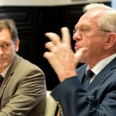 v.l. Dr. Frank Dudda, Prof. Hubert Schulte-Kemper