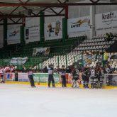 HEV gegen Hannover Scorpions am 5.4.2021.