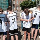 Junge Läufer des SV Herne.