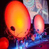 Extraschicht 2015- Flottmannhallen, Maschinen-Orchester von Christof Schläger.
