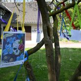 Kunstaktion M.it A.ller I.ntensität