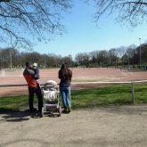 Bürgerinitiative Horststadion stellt sich den Bürgern vor.