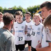 Läufer des SV Holsterhausen.