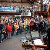 Extraschicht 2015- Flottmannhallen, Rudelsingen..