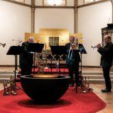 Classic Brass Konzert in der Kreuzkirche.
