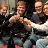 Extraschicht 2015 - Hülsmann Brauerei, Bierverkostung.