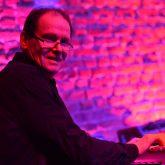 Klaus Grafe am E-Piano