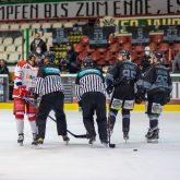 Spiel 2 in der Finalserie in der Oberliga Nord HEV gegen Hannover Scorpions.