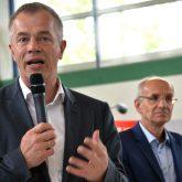 Umweltminister Johannes Remmel, Thomas Semmelmann..