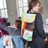 ARTbag-Workshop im Schloss Strünkede